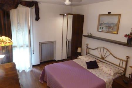 Romantic Amethyst room in B&B WINDROSE near Padova - Limena