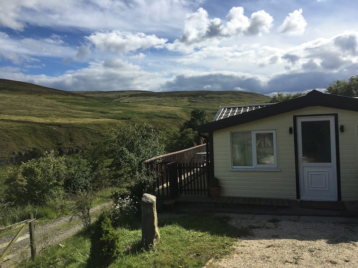 Bollihope Chalet - A Peaceful slice of Weardale