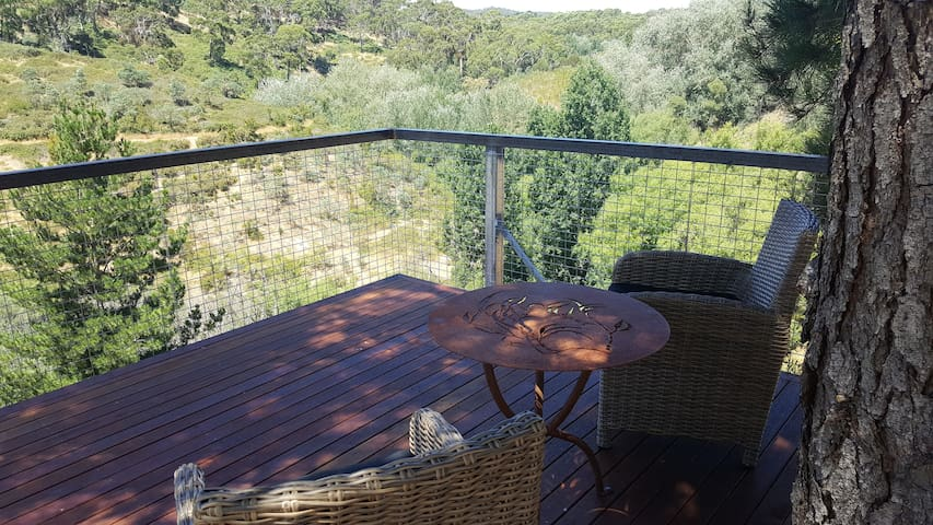CLIFFTOP AT HEPBURN - SERENITY (national winner) - Hepburn Springs - Villa