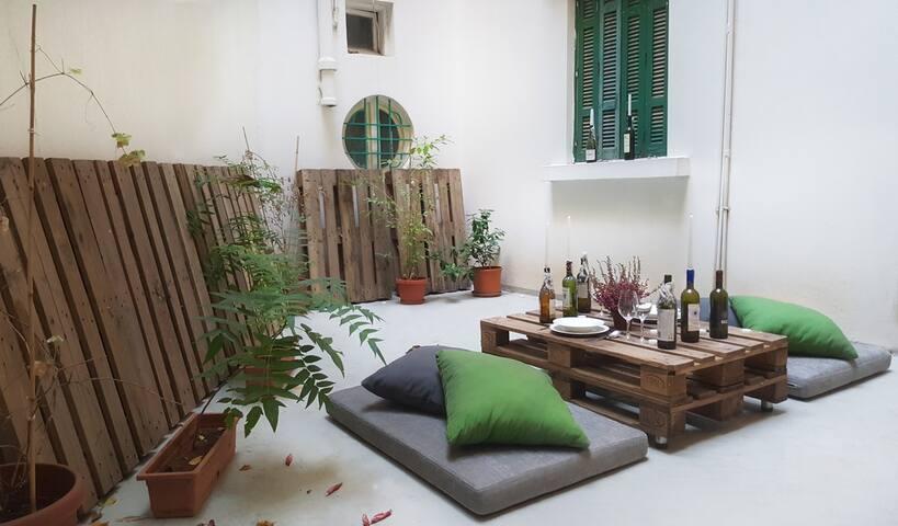 1 BDRM apartment + patio - Tabaris, Beirut