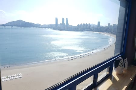 [New open/Oceanview] Bom's house #gwang-alli beach