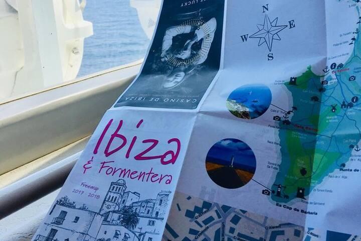Il Dolce far niente a Formentera