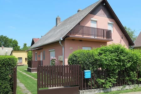 Holiday Apartment Keszeg for 5 persons in Balatonmariafürdö