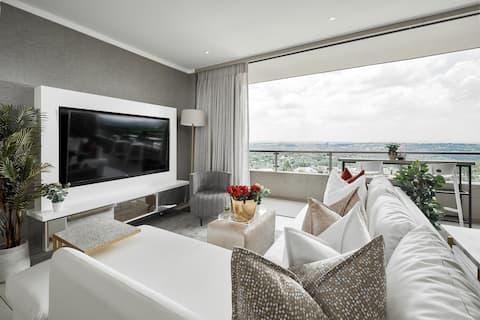 Luksusowy apartament Sandton
