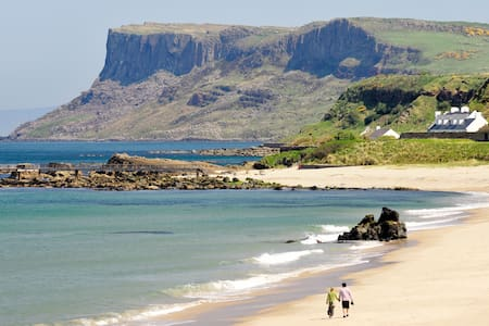 Luxurious Coastal Accommodation - Ballycastle