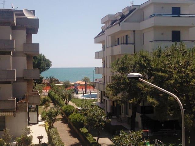 Appartamento a m. 50 dal mare - Grottammare - Wohnung