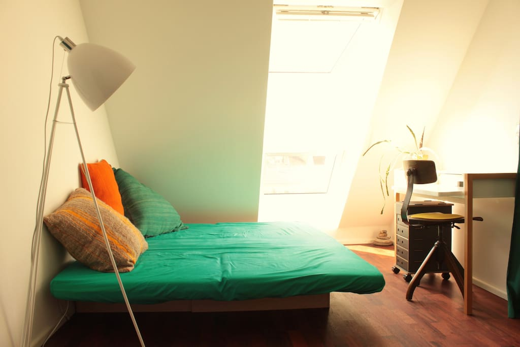 Room In A Light And Lofty Appartment Lofts For Rent In