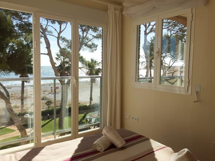 Apartamento acogedor con fabulosas vistas al mar