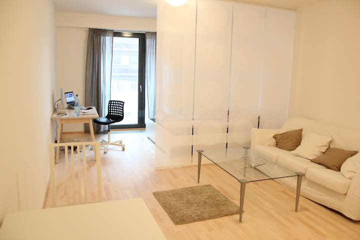 Feel home in the brand new lounge style apartment in prague