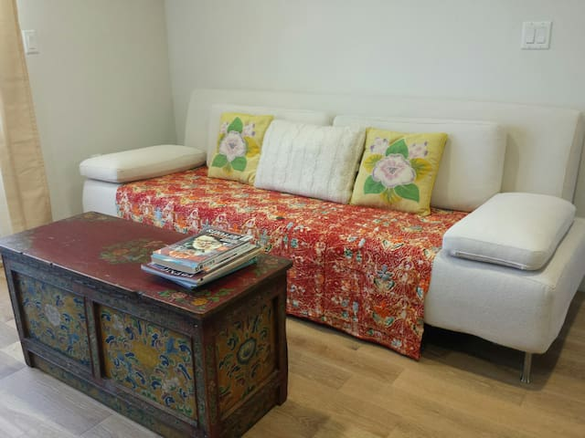 SUNNY COZY 1BED in ALHAMBRA close to DTLA PASADEDA - Alhambra - Apartment