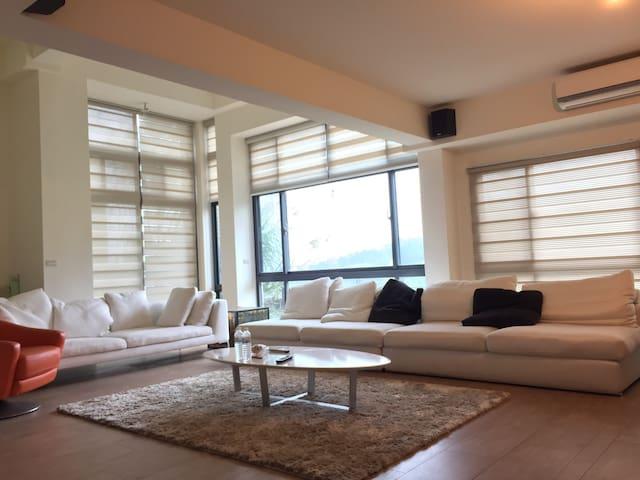 近101 私人景觀別墅整棟出租 $2M Villa 15 min from Taipei 101