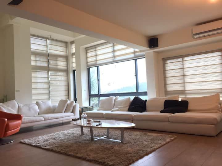 近101 私人景觀別墅整棟出租F $2M Villa 15 min from Taipei 101