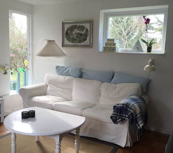 Charmerende hyggeligt sommerhus - Hundested