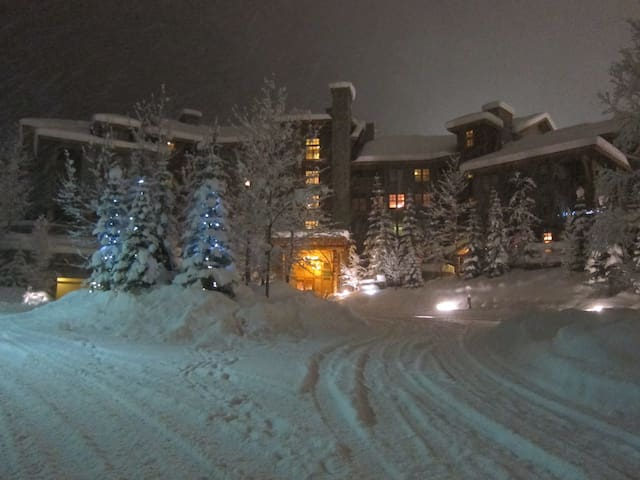 Ski in/out beautiful updated 1 br condo