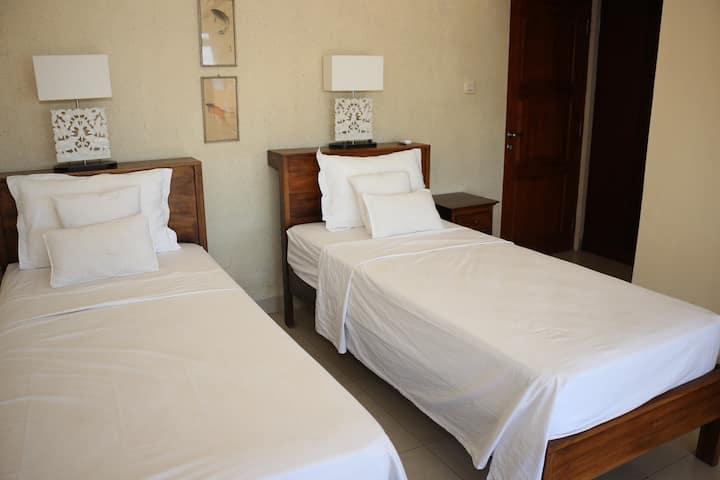 Abalone Resort, Apartment Zimmer, 2 Bett,