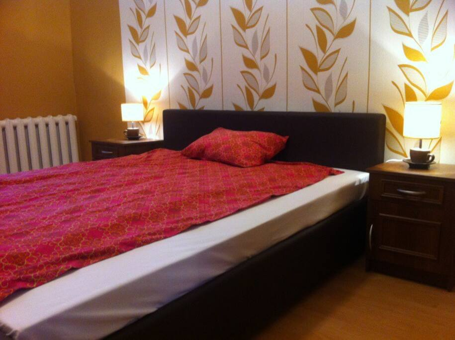 Firts bedroom