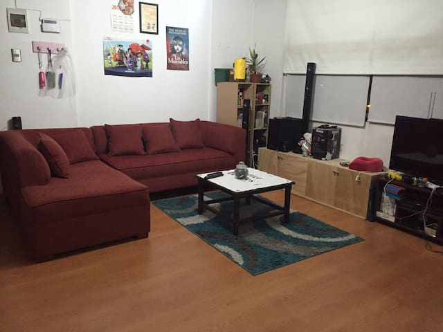 Comfy Couch - Smart Apartment - Ñuñoa - Appartement