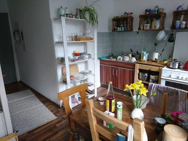 Gemütliches Zimmer in schöner und zentraler Lage
