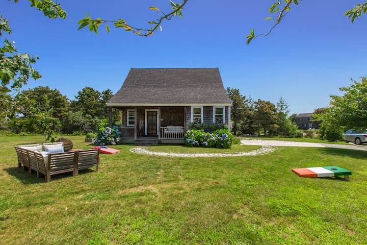 Cute & Peaceful Nantucket Home - Sleeps 4-6 people