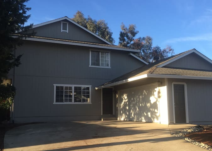 Redding Escape for Large Family