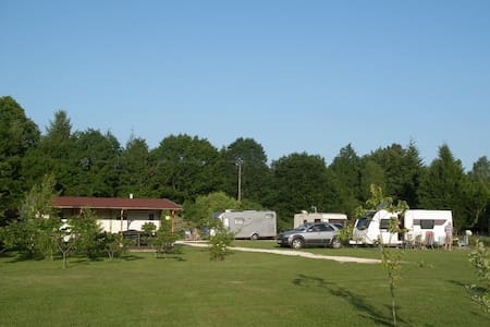 Camping La Petite Lande Mobile Home