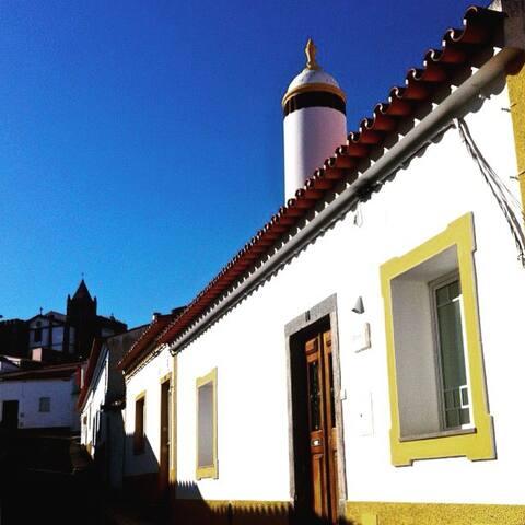 OS 5 SENTIDOS | Mourão - Mourão - Casa