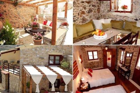 Traditional stone house camari
