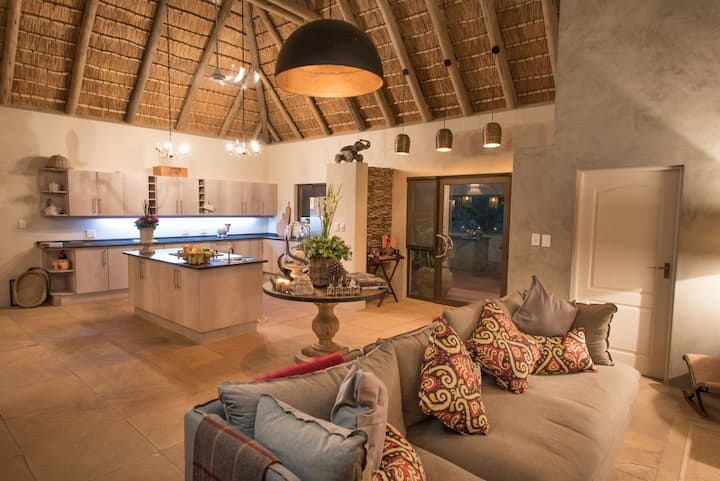 Pangolin Lodge, Hoedspruit