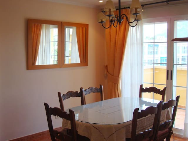 Cosy apartment only 300m from Arenal Beach Jávea - Xàbia - Huoneisto