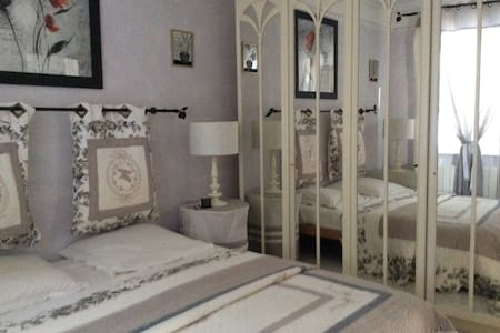 chambre double confort - House