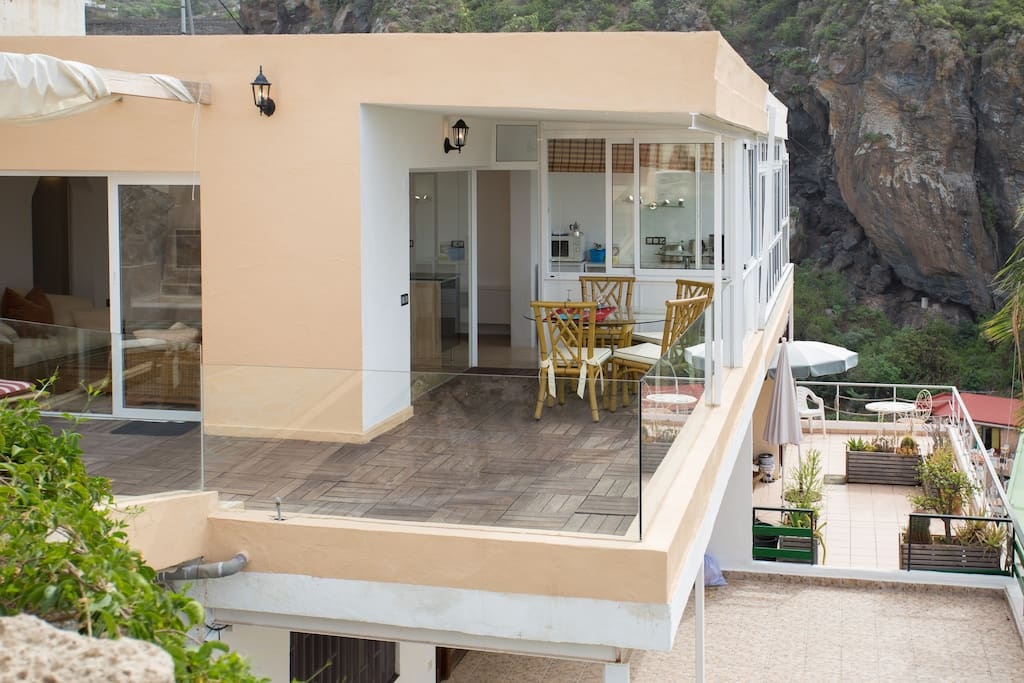San Marcos Doa Loft 300 Strand Wifi Meerblick Satv Apartments For Rent In San Marcos Canarias
