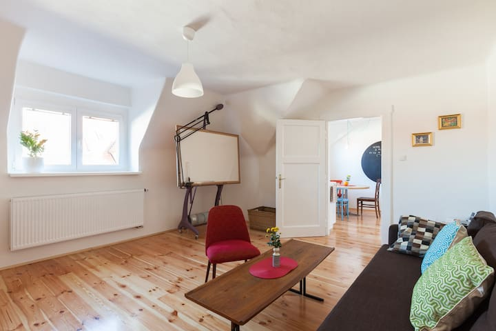 COZY ATELIER - 10min Prague castle - Prague - Apartment