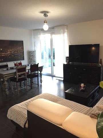 Appartement neuf , au calme dans jolie résidence