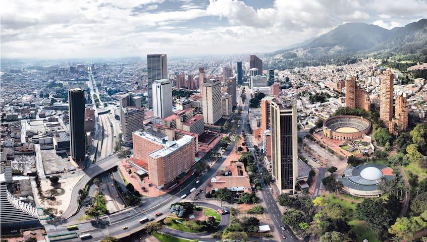 Studio in Galerias - Bogotá - Wohnung