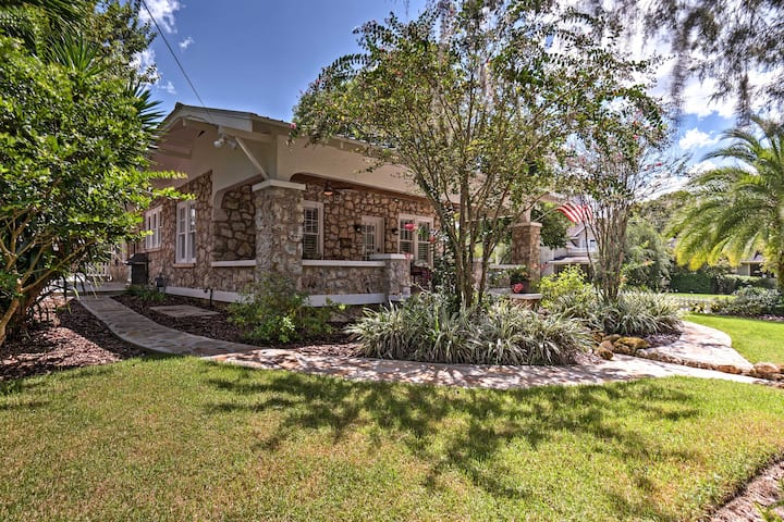 Charming Home in Heart of Ocala Historic District!