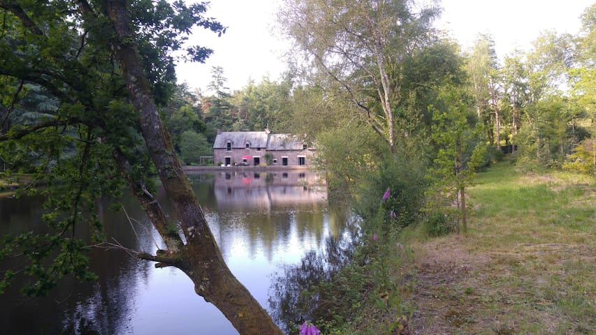 Le moulin de Merlin