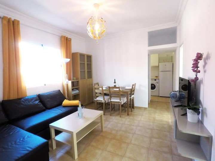 Cosy 3-room-Apartment, 5 min from the beach