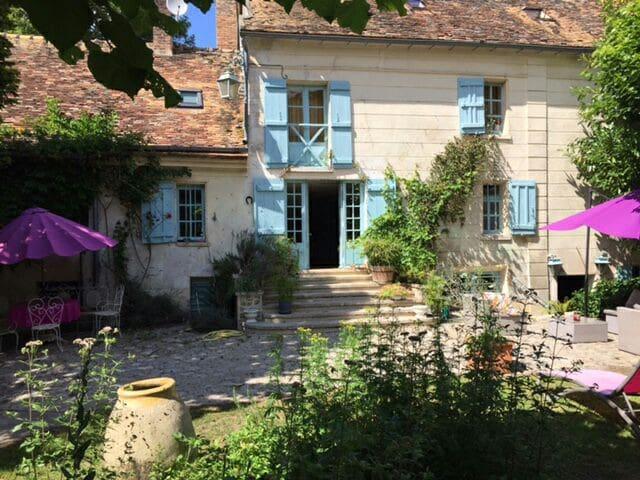 Belle maison cosi et nature à 45 minutes de Paris