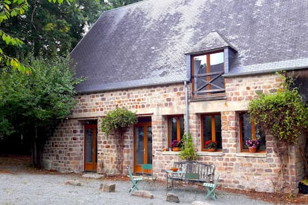 Bed and Breakfast in Lower Normandy - Montbray - Гестхаус