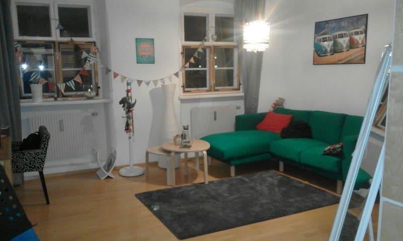 Wundersüße Altstadt-Wohnung