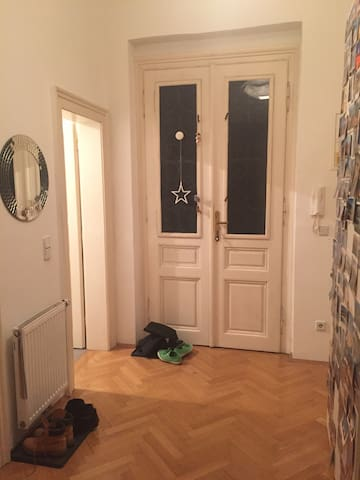 Small, cozy flat in downtown Vienna