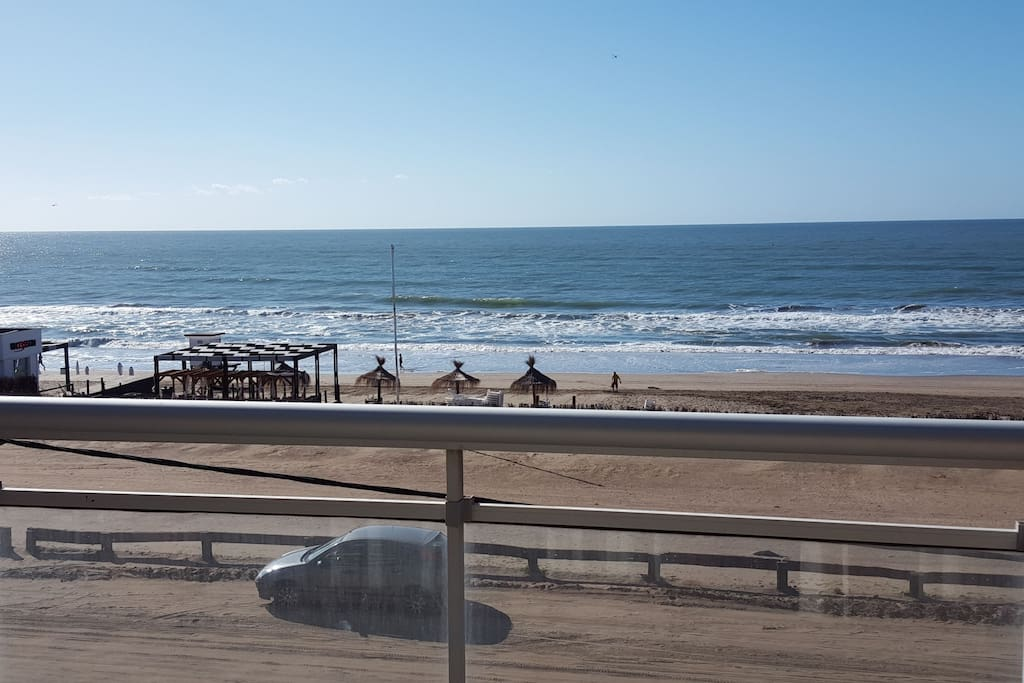 Balcon frente al mar