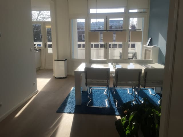 Stylish apartment with sunny terrace nearby beach