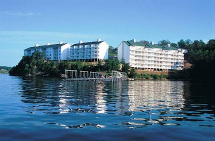 Lake of the Ozarks, MO, 4-Bedroom Penthouse Z #1