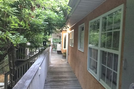 7 Springs Hideaway - The Vera (1BR/1BA) - Macon - Apartment