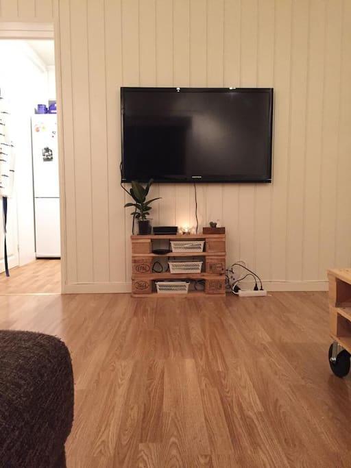 aple TV, netflix, viaplay