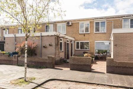 Sony's home(10mins to Alkmaar city center)