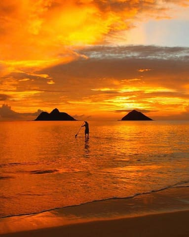 Lanikai Beach Retreat