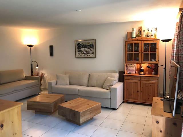 Heimelige, modern ausgestattete 2.5-Zimmer Wohnung