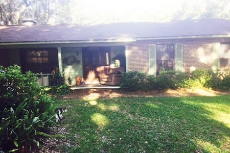 Close to Orlando and beaches with a pool - Plant City - Hus